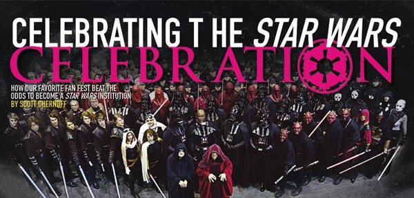Celebrating the Star Wars Celebration
