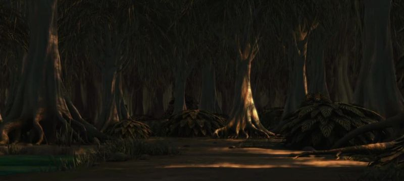 Eastern Swamps