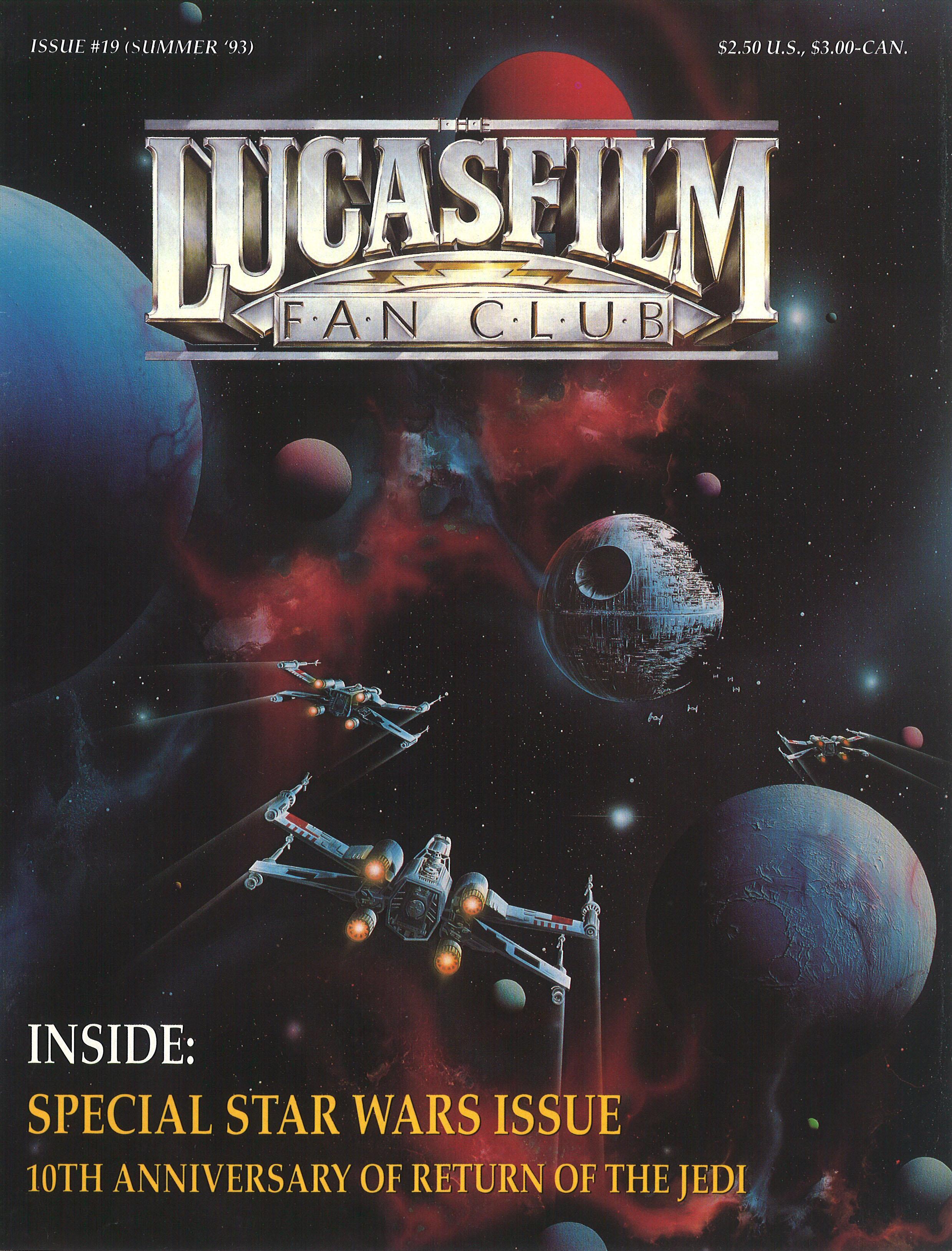 The Lucasfilm Fan Club Magazine 19