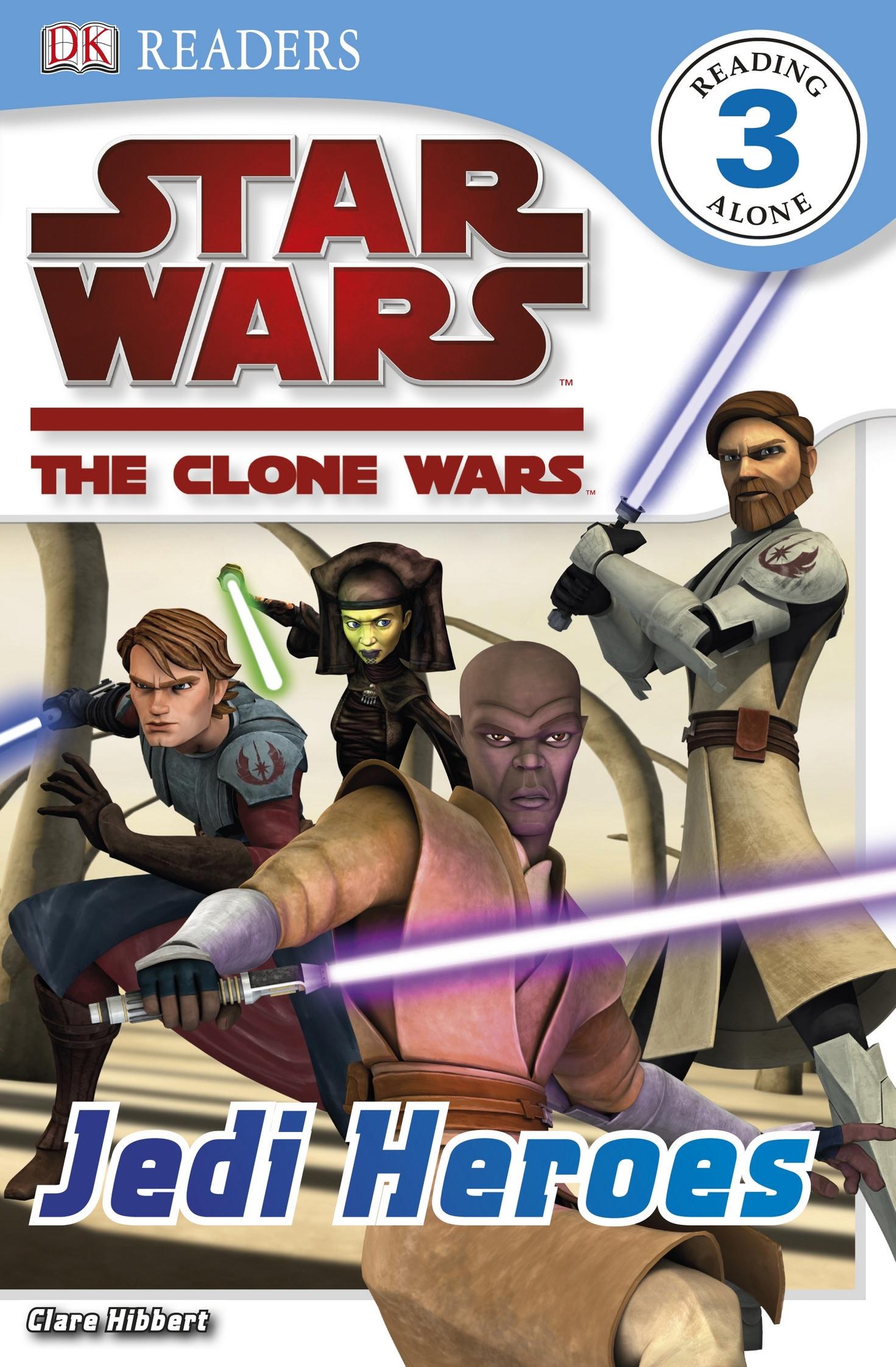 The Clone Wars: Jedi Heroes