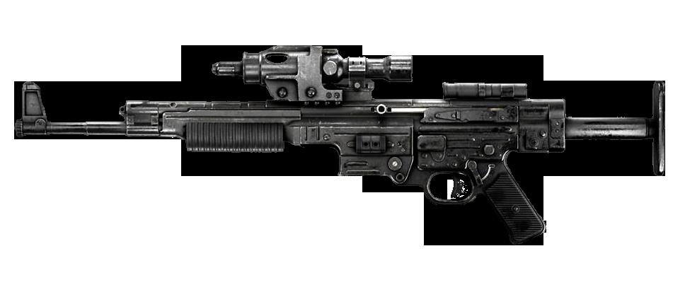 A280C blaster rifle