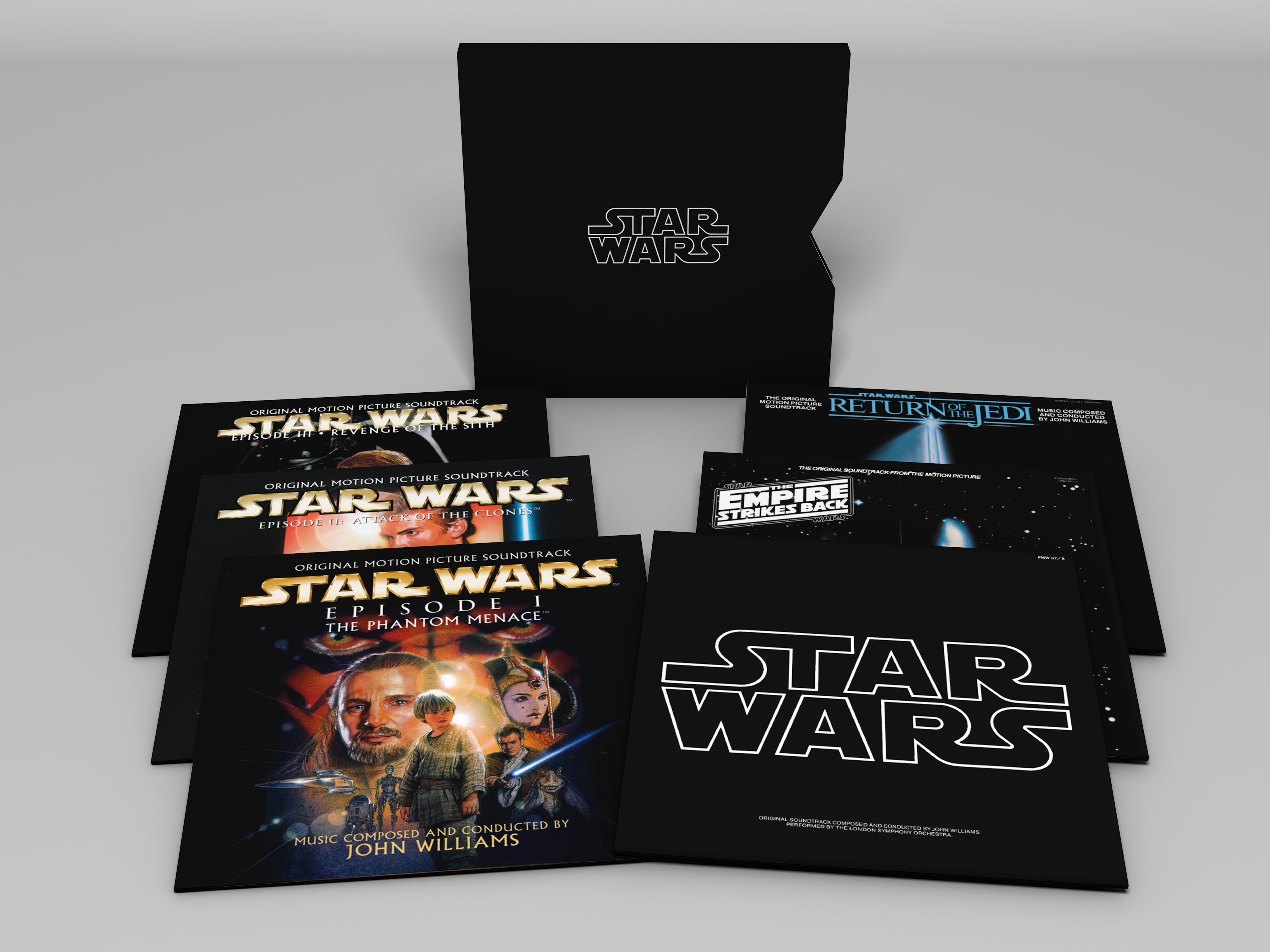 Star Wars: The Ultimate Vinyl Collection