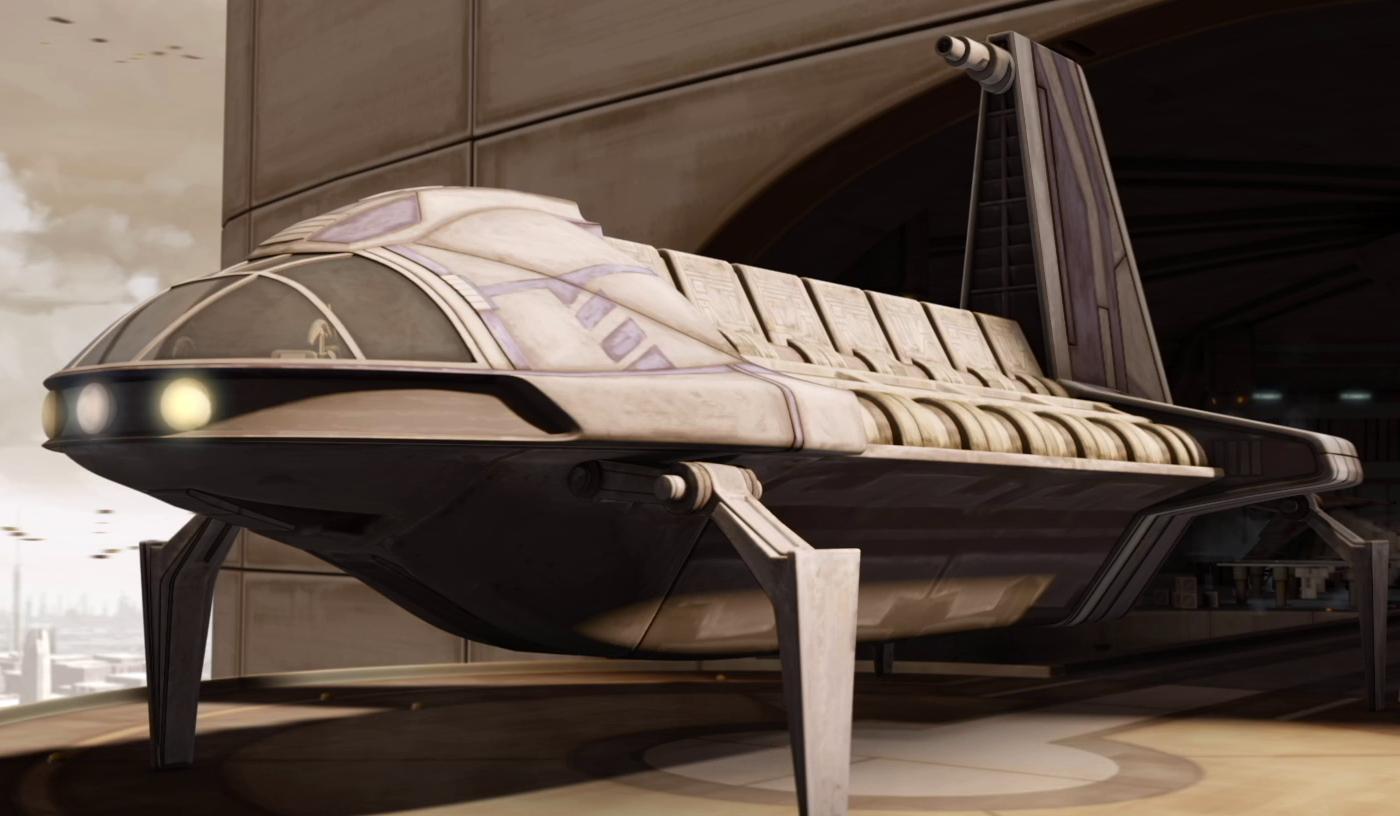 シーシピード級タイプBシャトル