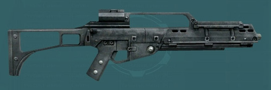 Proton carbine