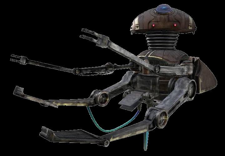 Short-Range Transport droid