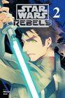 Star Wars Rebels Vol 2 English cover