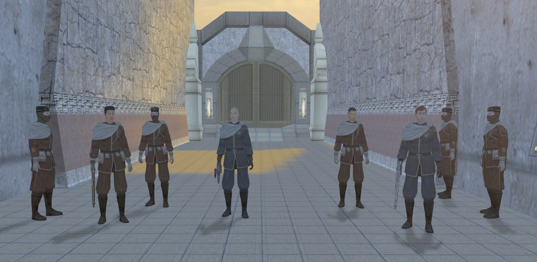 Onderonian military