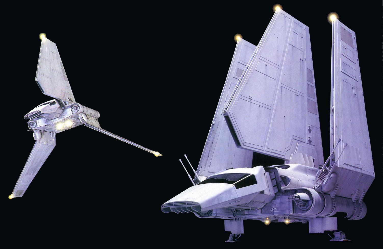 Shuttle/Legends