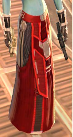 Adarian traveler's lower robe