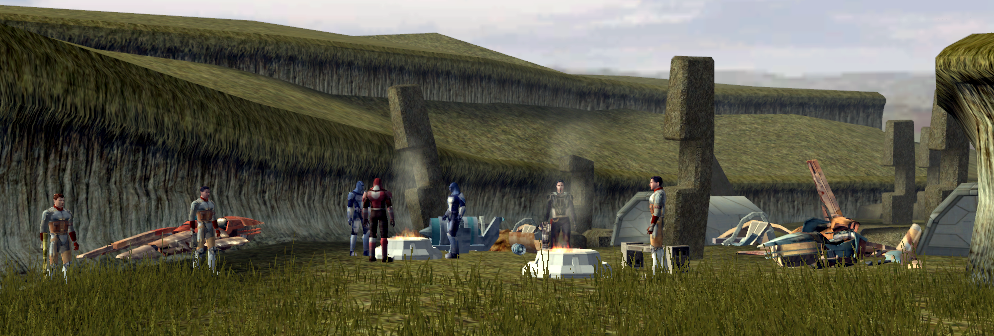 Mercenary enclave