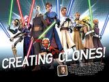 Creating Clones