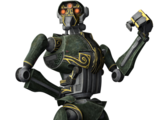 ST-series military strategic analysis and tactics droid