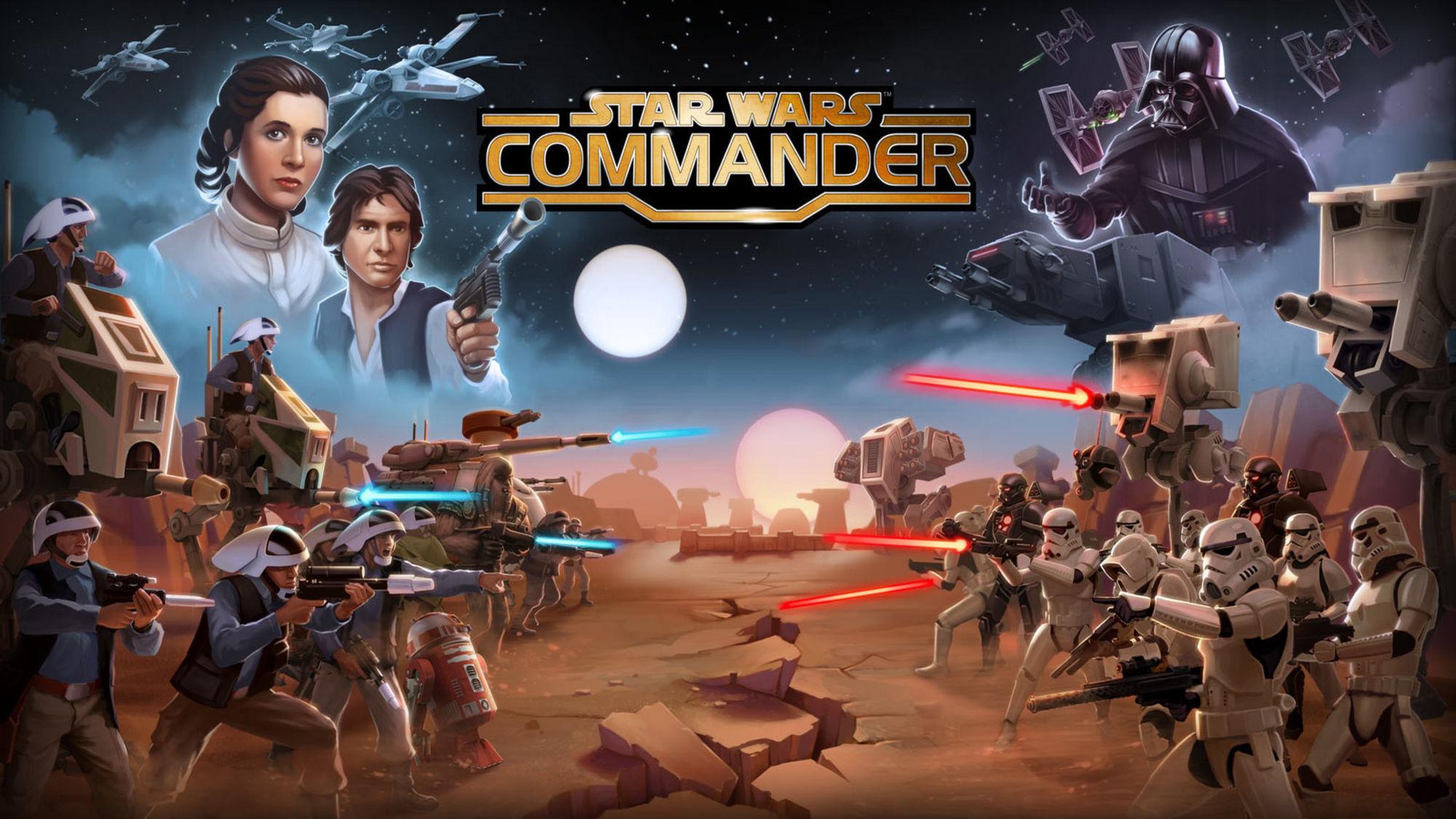 Star Wars: Commander | Wookieepedia | Fandom