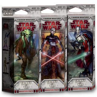Galaxy at War (Star Wars Miniatures)