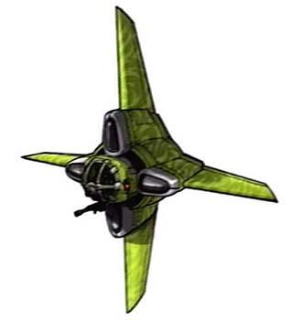 Dianoga-class Assault Starfighter