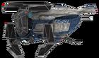 Republic-police-gunship detail