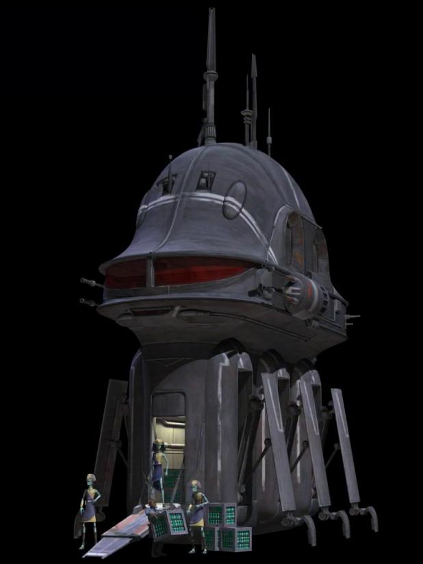 Shekelesh-class Freight Gunship