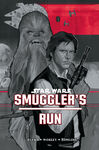 Star Wars Adventures Smugglers Run TPB cover