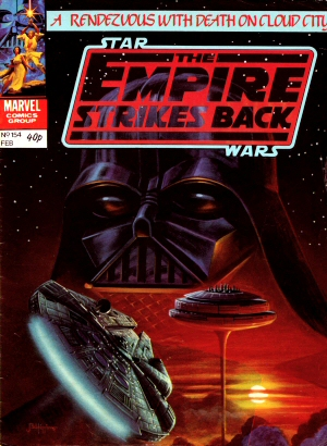 The Empire Strikes Back Monthly 154