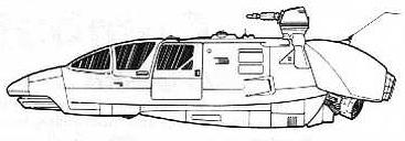 Arrow-23 Landspeeder