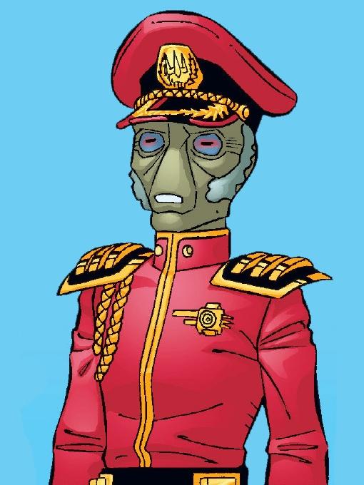 Unidentified Aurorient Express captain