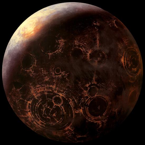 惑星/レジェンズ