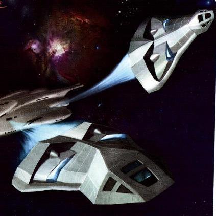 RC-2 Twilight scoutship
