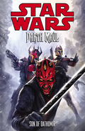 Star Wars Darth Maul Son of Dathomir TPB