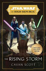 The Rising Storm Barnes and Noble edition cover