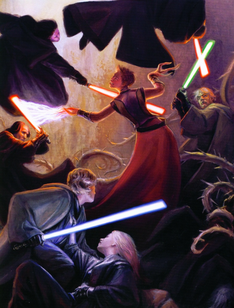 Lost Tribe of Sith emergence
