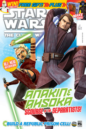Star Wars: The Clone Wars Comic UK 6.17