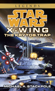 X-Wing The Krytos Trap Legends cover