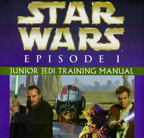 Star Wars Episode I: Junior Jedi Training Manual