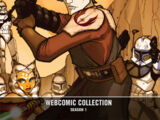 Star Wars: Tales from The Clone Wars Webcomic Collection Season 1