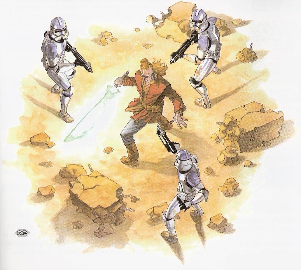 Unidentified Jedi General