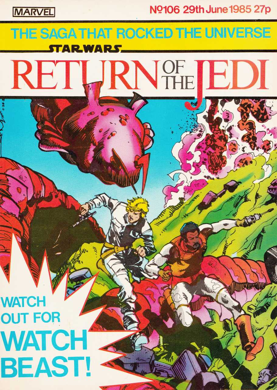 Return of the Jedi Weekly 106