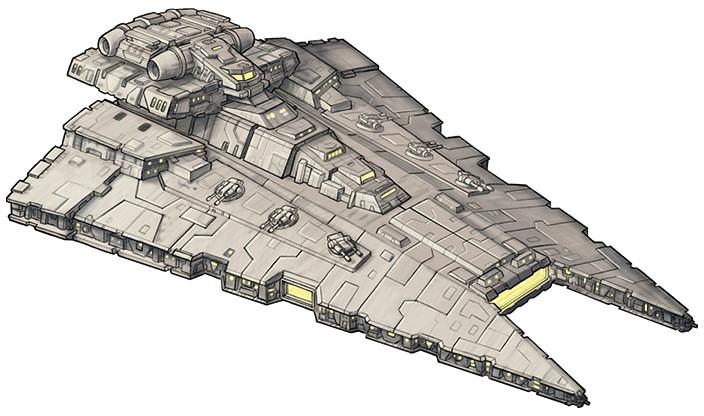 Gladiator-class Star Destroyer