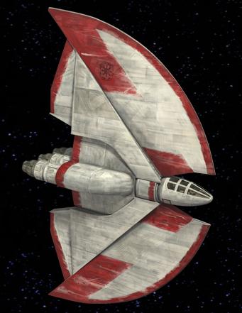 T-6 shuttle/Legends