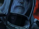 Unidentified Human Emperor's Voice (Galactic War)