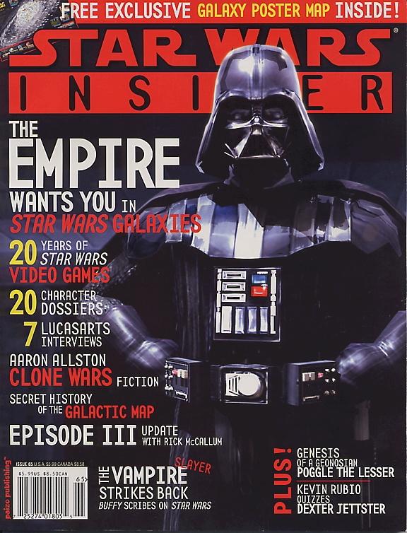 Star Wars Insider 65