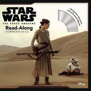 TheForceAwakensReadAlongStorybookAndCD-Paperback