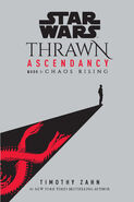 Thrawn Ascendancy Chaos Rising paperback cover
