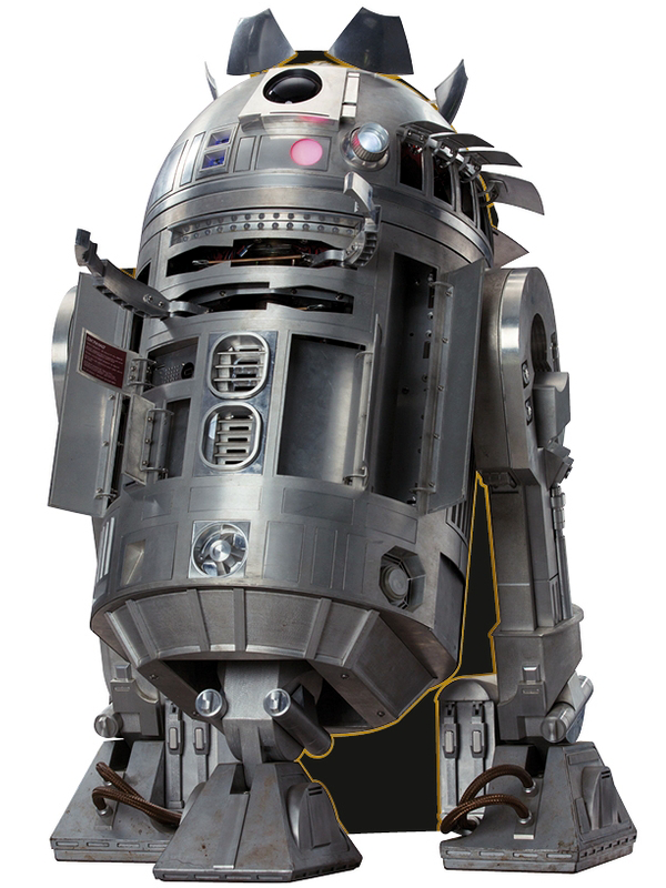 Second class droid
