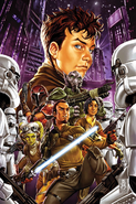 Star Wars Kanan 12 textless cover