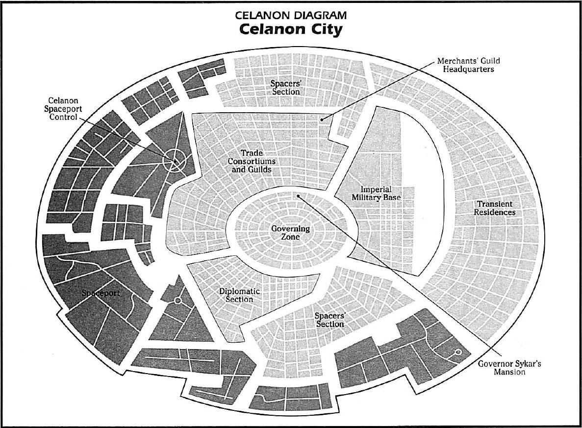 Celanon City