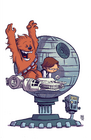 Chewbacca 1 Young variant textless