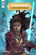 The High Republic Adventures 2 cover