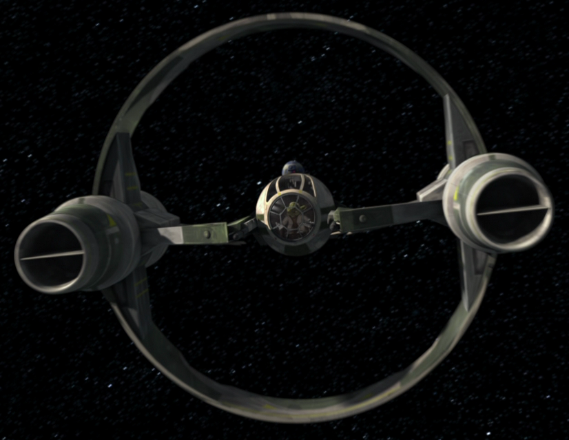 Hyperspace transport ring