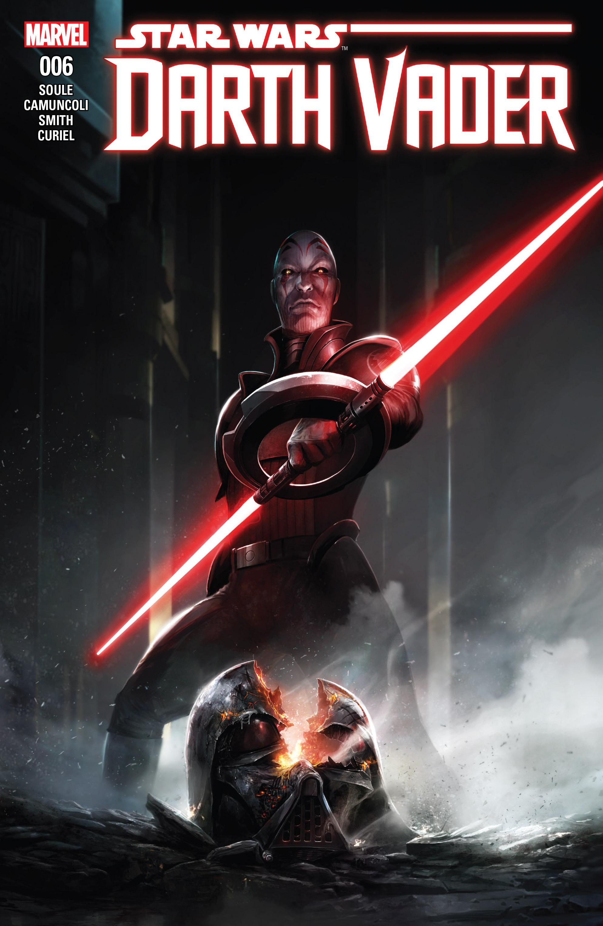 Darth Vader Dark Lord Of The Sith 6 Wookieepedia Fandom