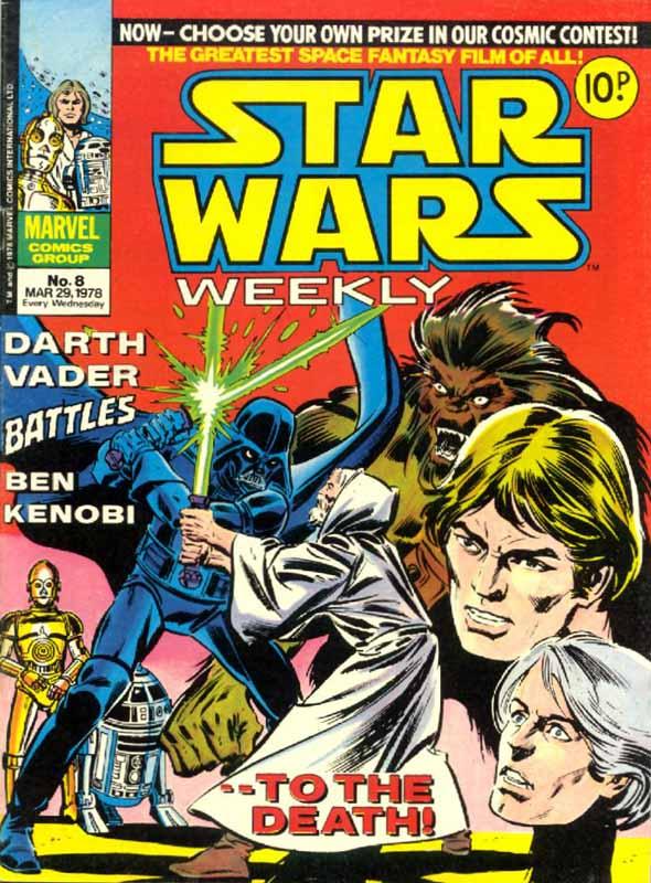 Star Wars Weekly 8
